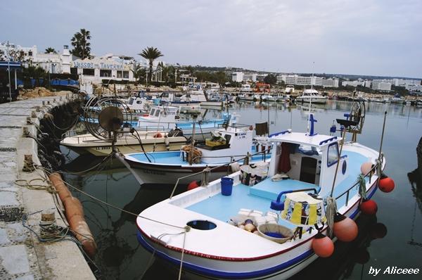 Limanaki-port -Cipru