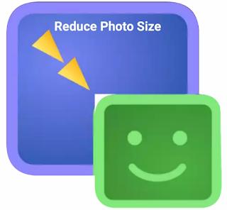 5 Aplikasi Kompres Foto Ofline Terbaik Gratis di Android Reduce Photo size