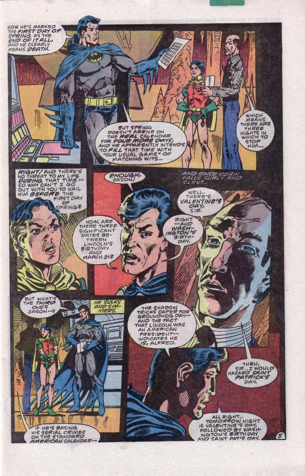 Detective Comics (1937) 551 Page 7