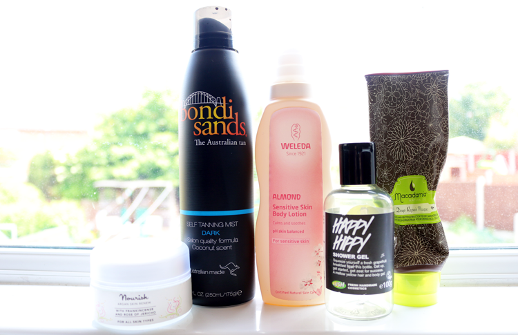 May Empties / Products I've Used Up