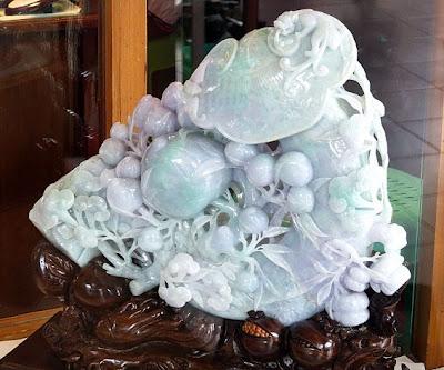 Burmese jade photos