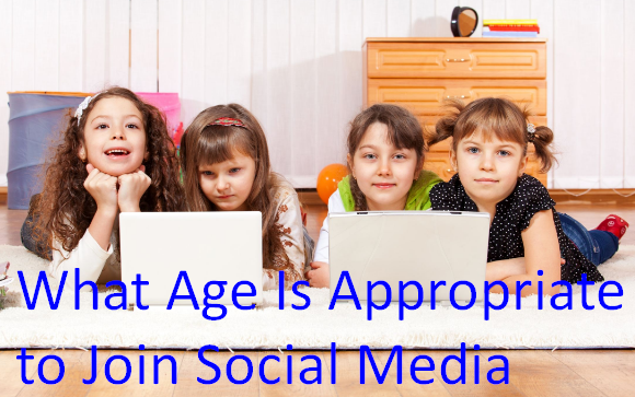 What Age Is Appropriate to Join Social Media