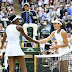 Johanna Konta's hopes of making a historic Wimbledon final end as she is thrashed by Venus Williams