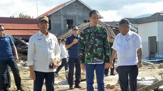 Apresiasi Terhadap Presiden Jokowi yang Kembali Datangi Palu