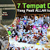 INILAH 7 Tempat Berdoa Paling Mustajab Di Makkah Yang Pasti Dimakbulkan Allah.... KITA MENCUBA...ALLAH YANG TENTUKAN SELEBIHNYA...