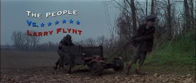 Milos Forman's THE PEOPLE VS. LARRY FLYNT