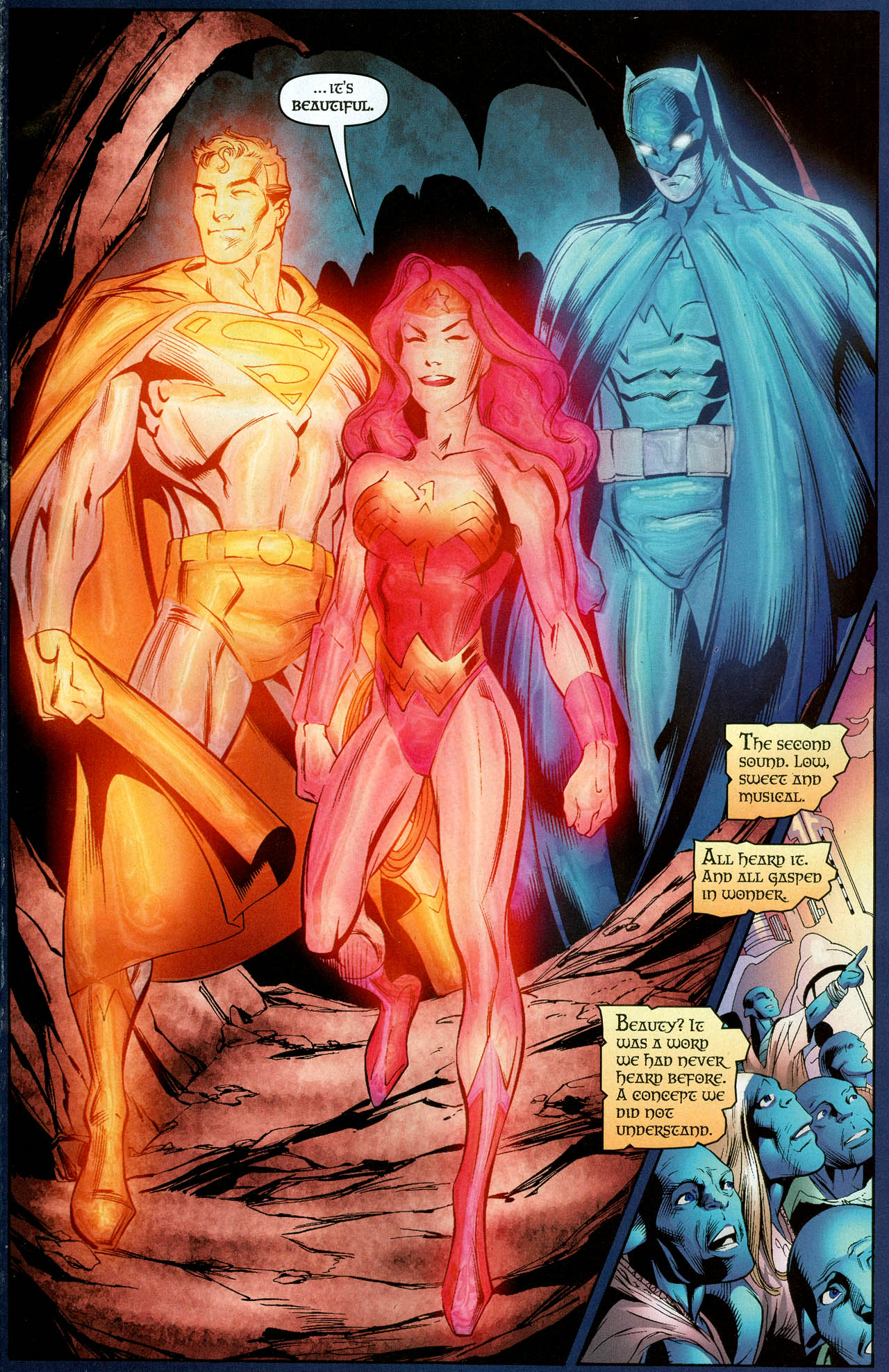 Read online Trinity (2008) comic -  Issue #30 - 15
