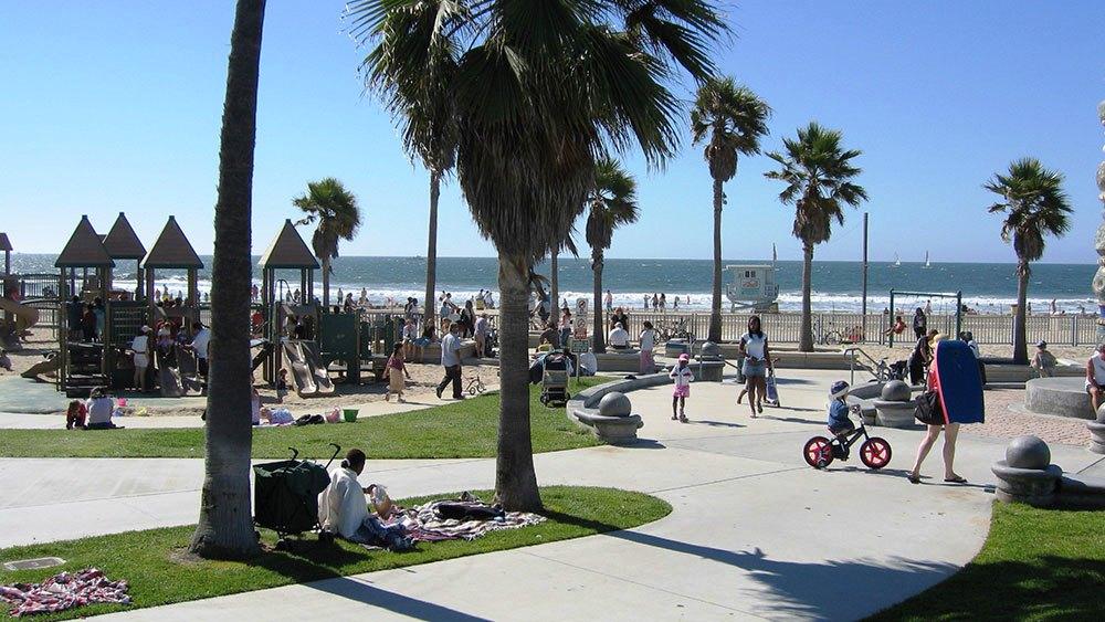 Venice Beach Tourism Los Angeles
