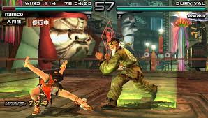 Download Tekken - Dark Resurrection Game PSP for Android - www.pollogames.com