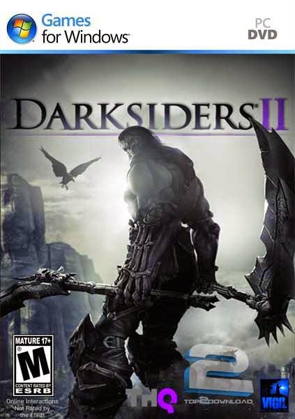 Darksiders 2 Full Version PC Game