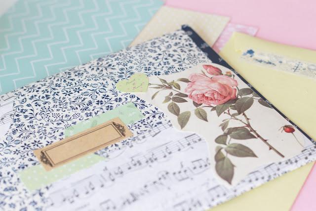 DIY: cinco consejos para hacer un sobre de papel y darle un aire retro