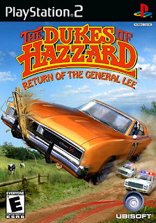 The dukes of hazzard return of the general lee ps2