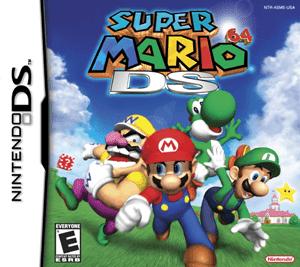 Super Mario 64 DS, NDS, Español, Mega, Mediafire