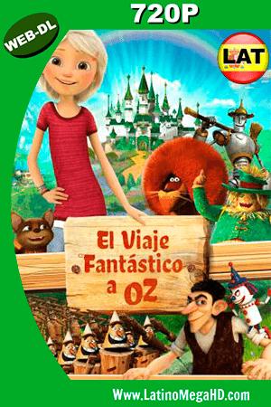 El Viaje Fantástico a Oz (2017) Latino HD WEB-DL 720P ()