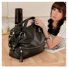 Pretty Asian Girl Hates This Bag