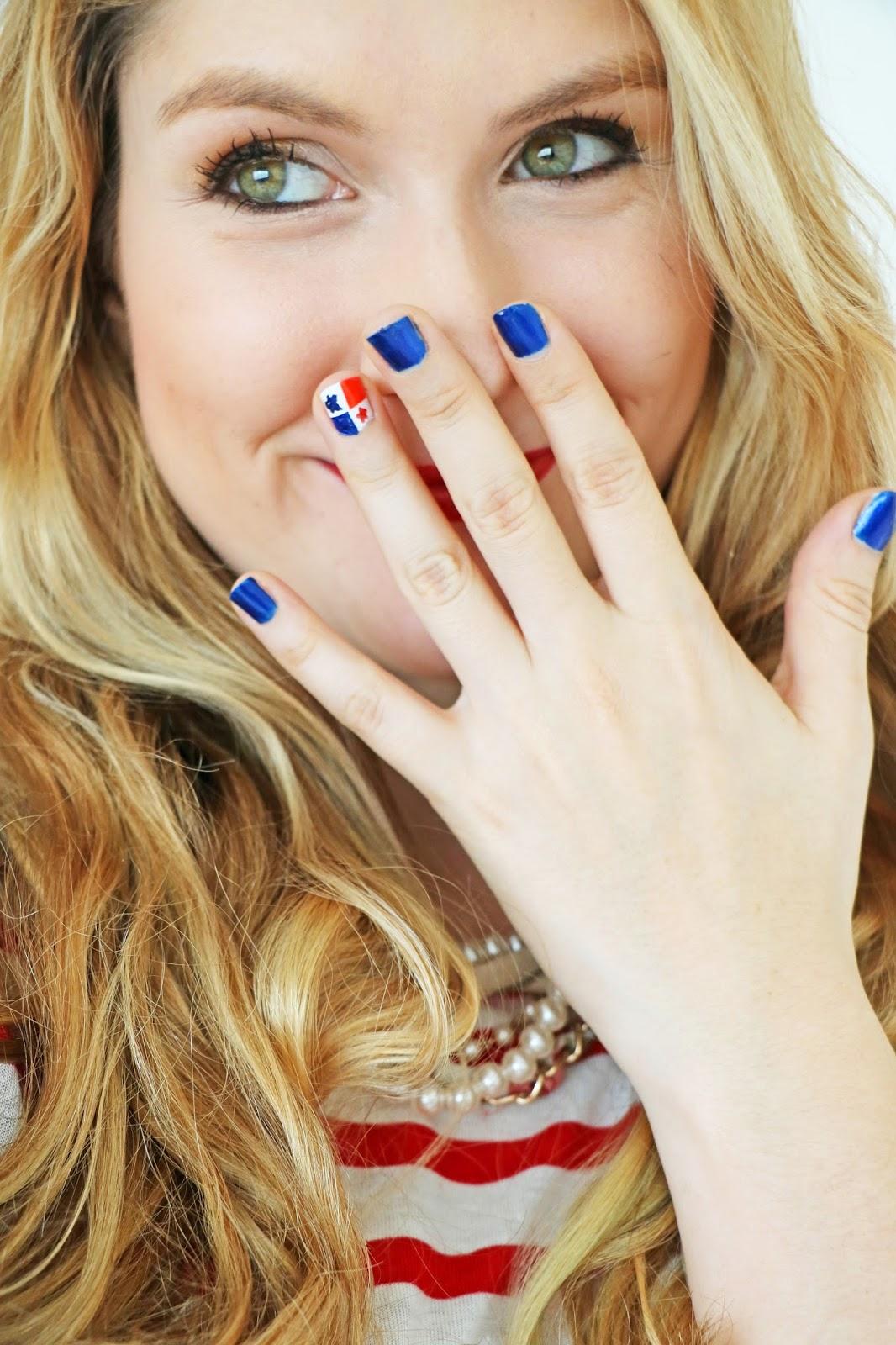 Cute Panama Nails
