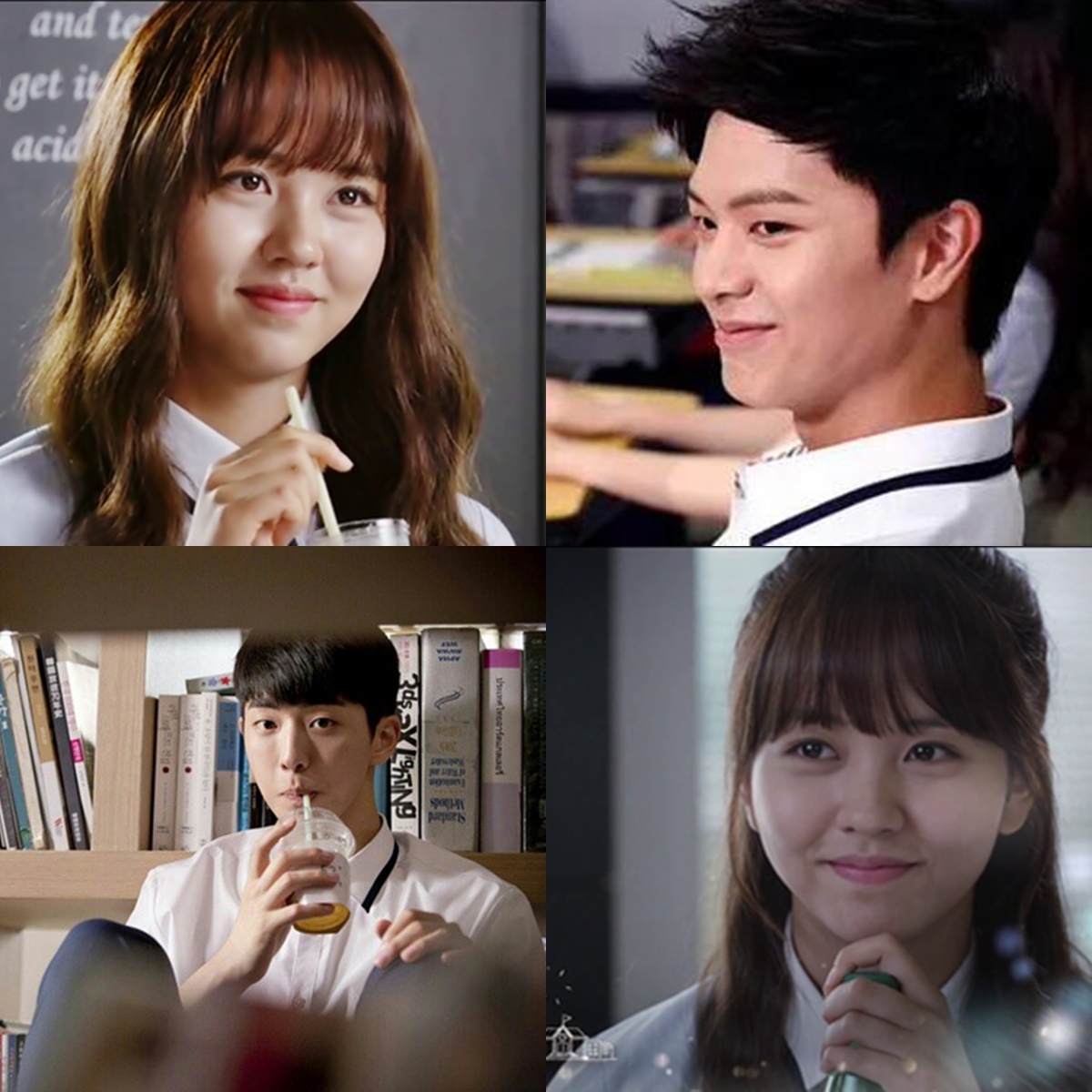 Preview Review Who Are You School 2015 Hyunmi Ya