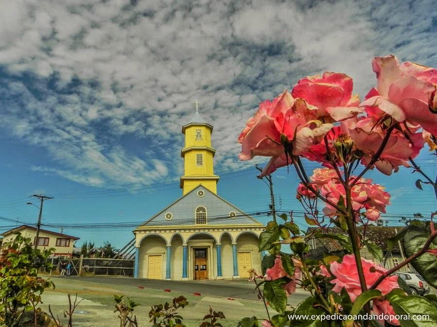 Igreja San Carlos, Ilha de Chiloé