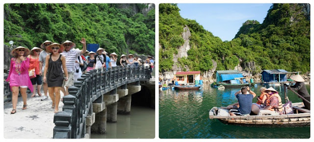 Khám phá khu du lịch Hạ Long