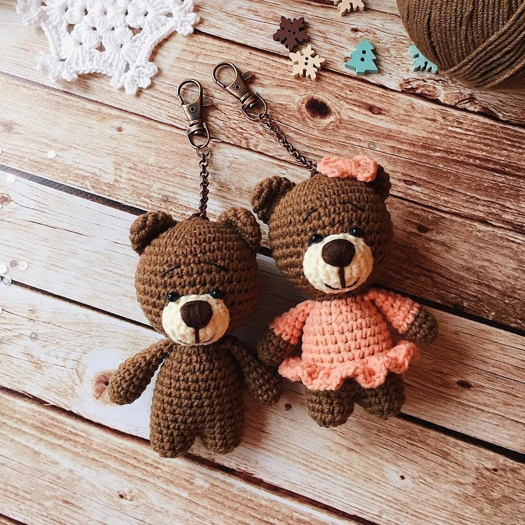 Ravelry: Teddy Bear Dress and Headband pattern by linda Mary | 1080x1080
