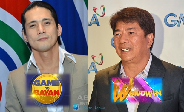 """Game ng Bayan"" vs. Wowowin game show 'war' starts March 7"