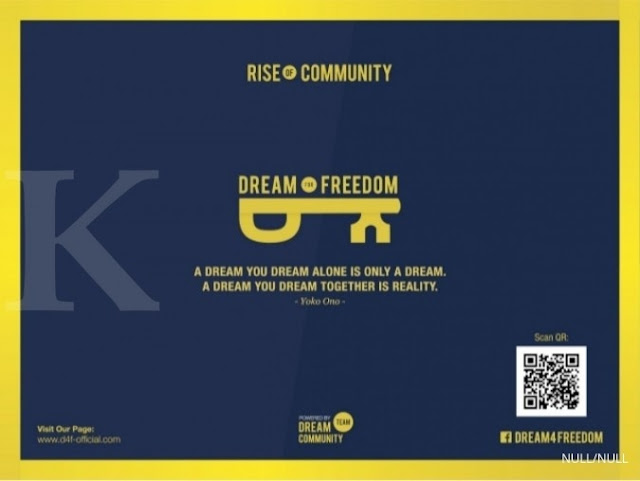 Izin usaha Dream For Freedom resmi dicabut