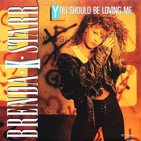 Brenda K. Starr - You Should Be Loving Me (12
