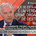 Portugal a arder: Um crime organizado de destruição massiva!