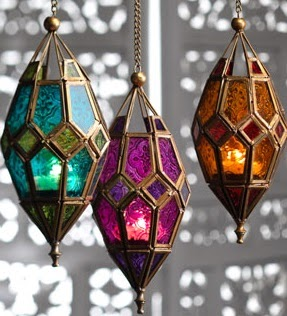 Beautiful Moroccan Style Hanging Lanterns See Our Fair Trade Products Page For More Details
