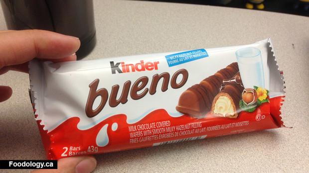 Kinder Bueno Cake Roll Recipe