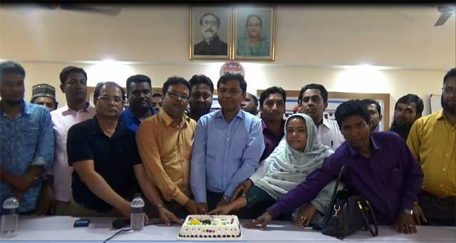 Comilla and the present day every day is celebrated annually
