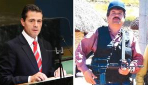 El Chapo 'Paid $100m Bribe To Former Mexican President', Witness Tells Court