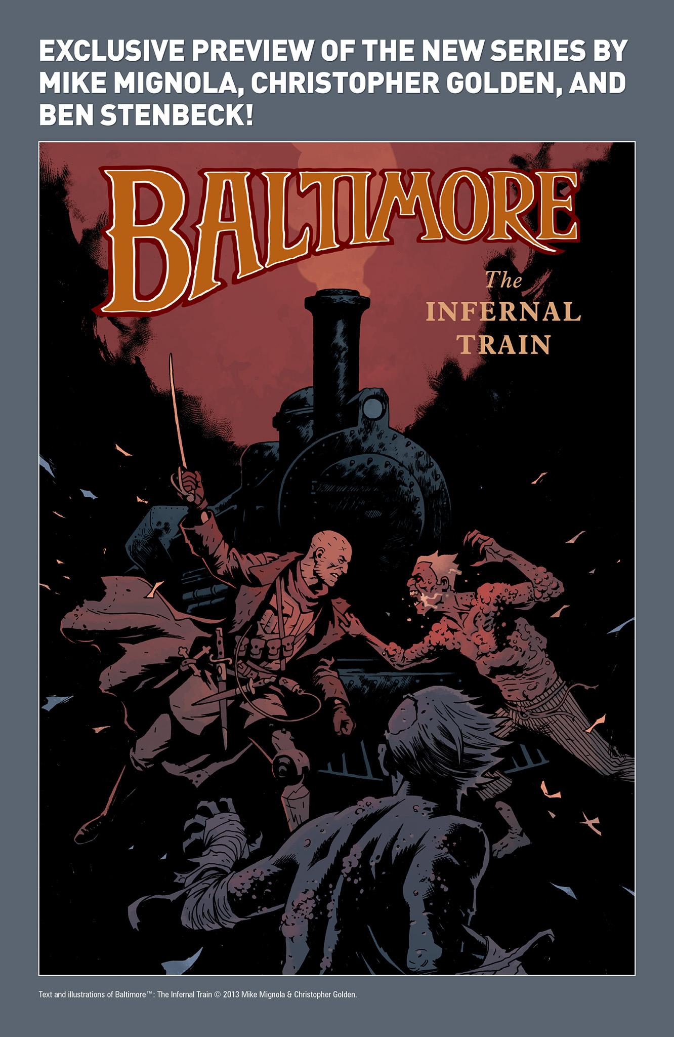Read online Abe Sapien comic -  Issue #5 - 27