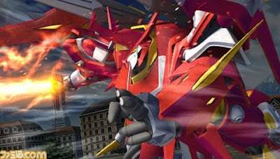 Download Super Robot Taisen MX Portable Japan Game PSP for Android - www.pollogames.com