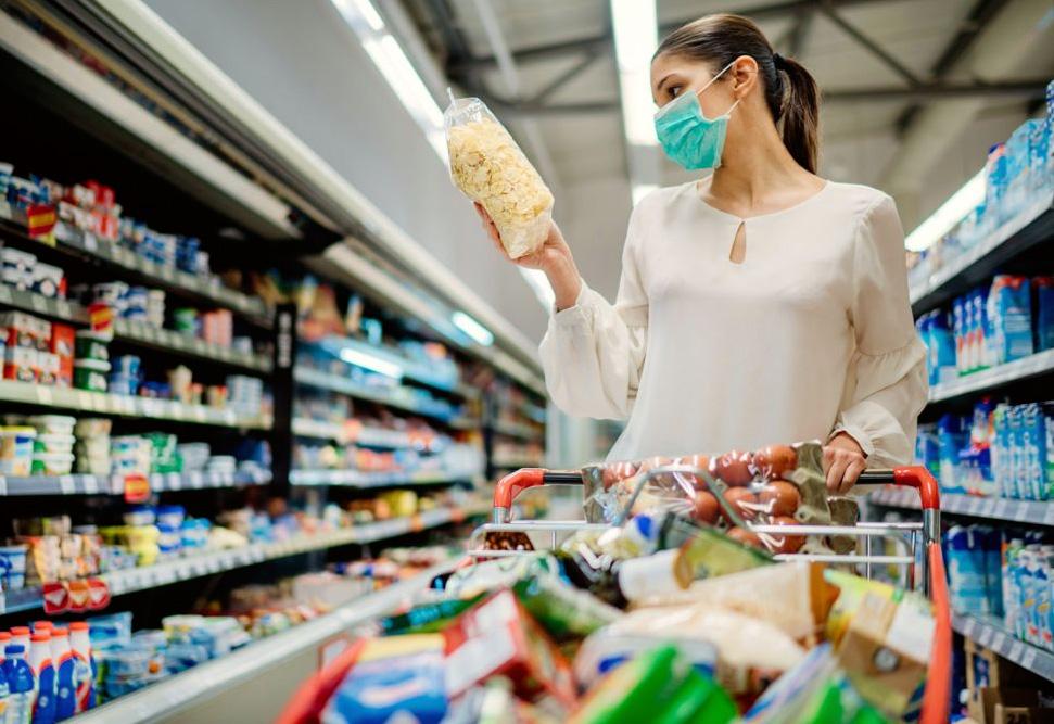 Consumi in forte calo a maggio