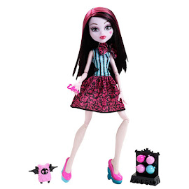 Monster High Draculaura Scarnival Doll