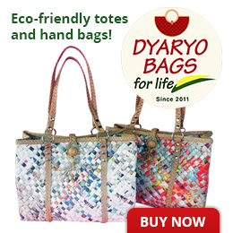 Dyaryo Bags for Life by Luz - We create and sell woven newspaper bags!