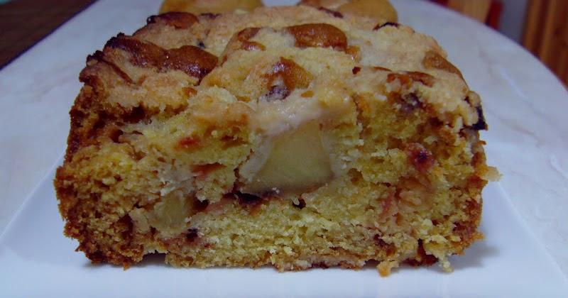Apple Pear Cake