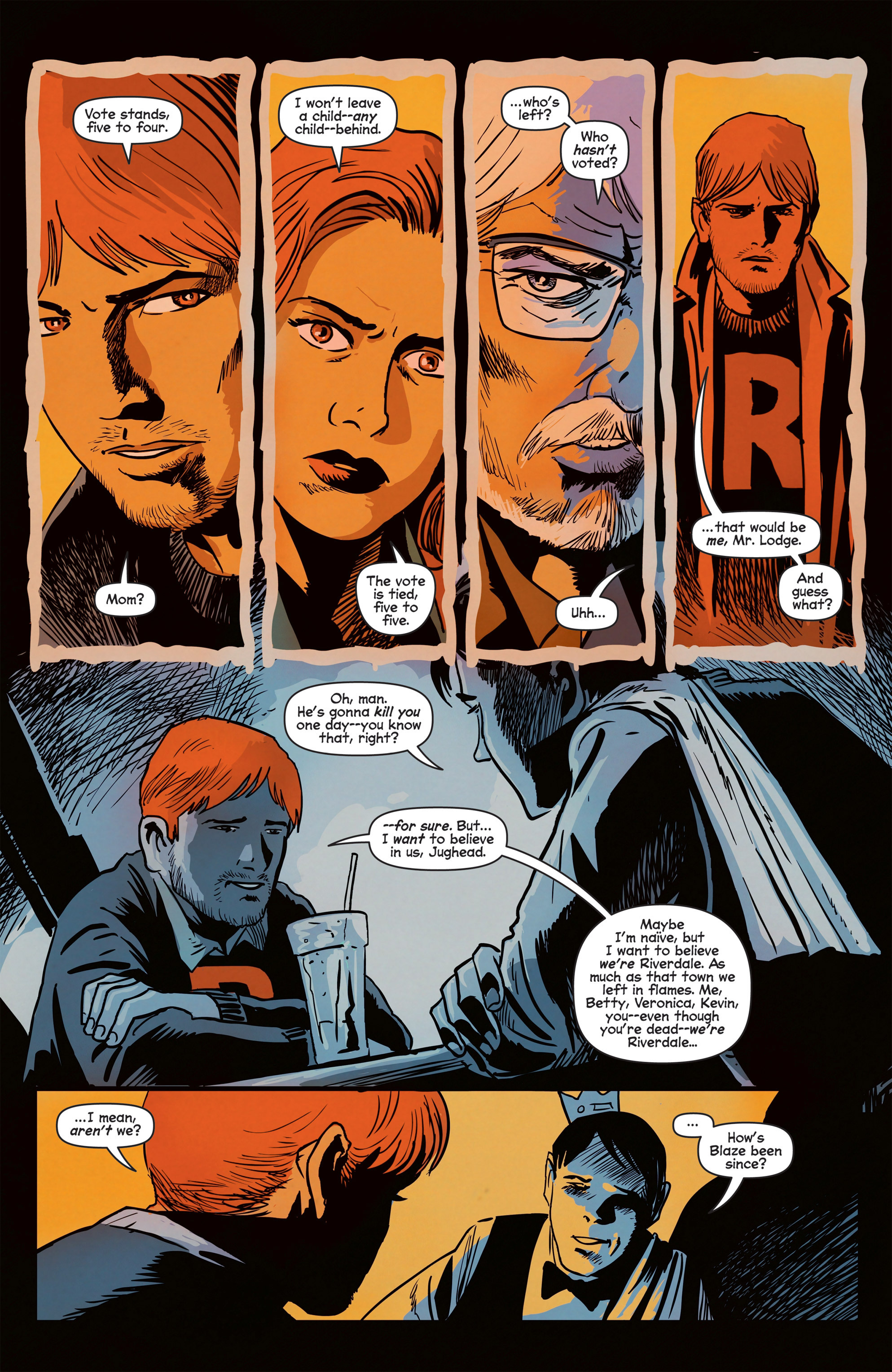 Read online Afterlife with Archie comic -  Issue #8 - 13