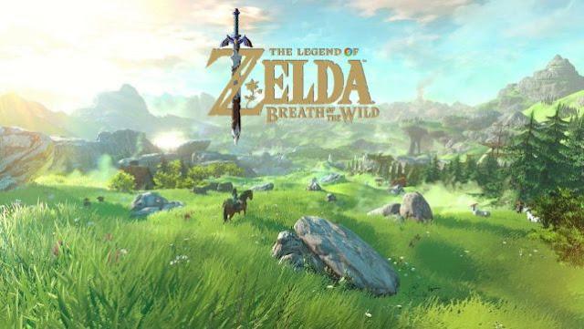 Zelda: Breath of the Wild recebe atualização para a versão 1.3.1