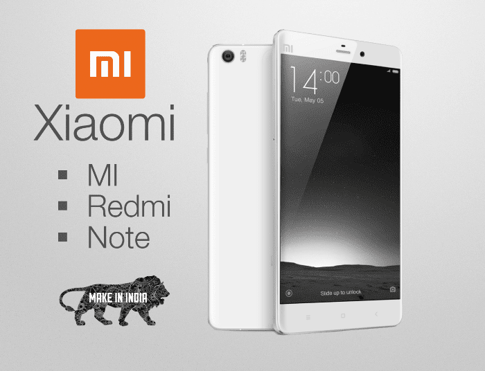 Know About: Xiaomi Brand, MI, Redmi, Note Series Mobile Phones