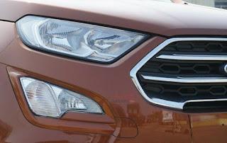 Giá bán xe Ford Ecosport 2018 mới