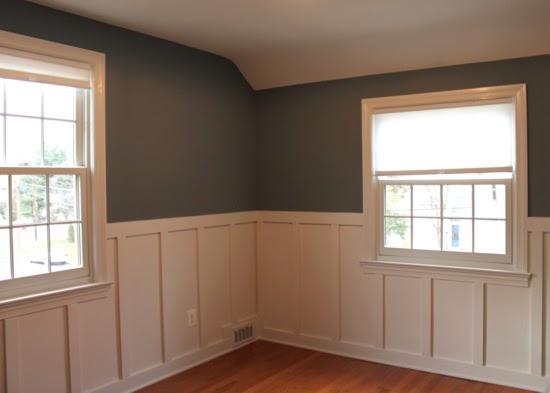 HOUSEography: Alex's Room: Paint!