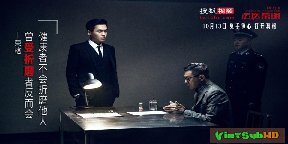 Phim Pháp Y Tần Minh Hoàn Tất (20/20) VietSub HD | Medical Examiner Dr. Qin 2016
