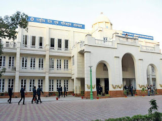 NRTI: India's first Railway University in Vadodara