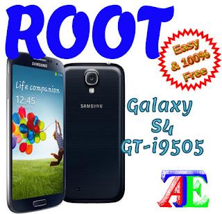 CF-auto-Root Galaxy S4 GT-i9505