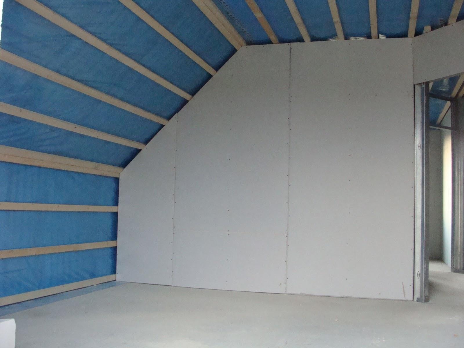 hausbau in adendorf bei l neburg mit claassen haus town country beginn trockenbau. Black Bedroom Furniture Sets. Home Design Ideas