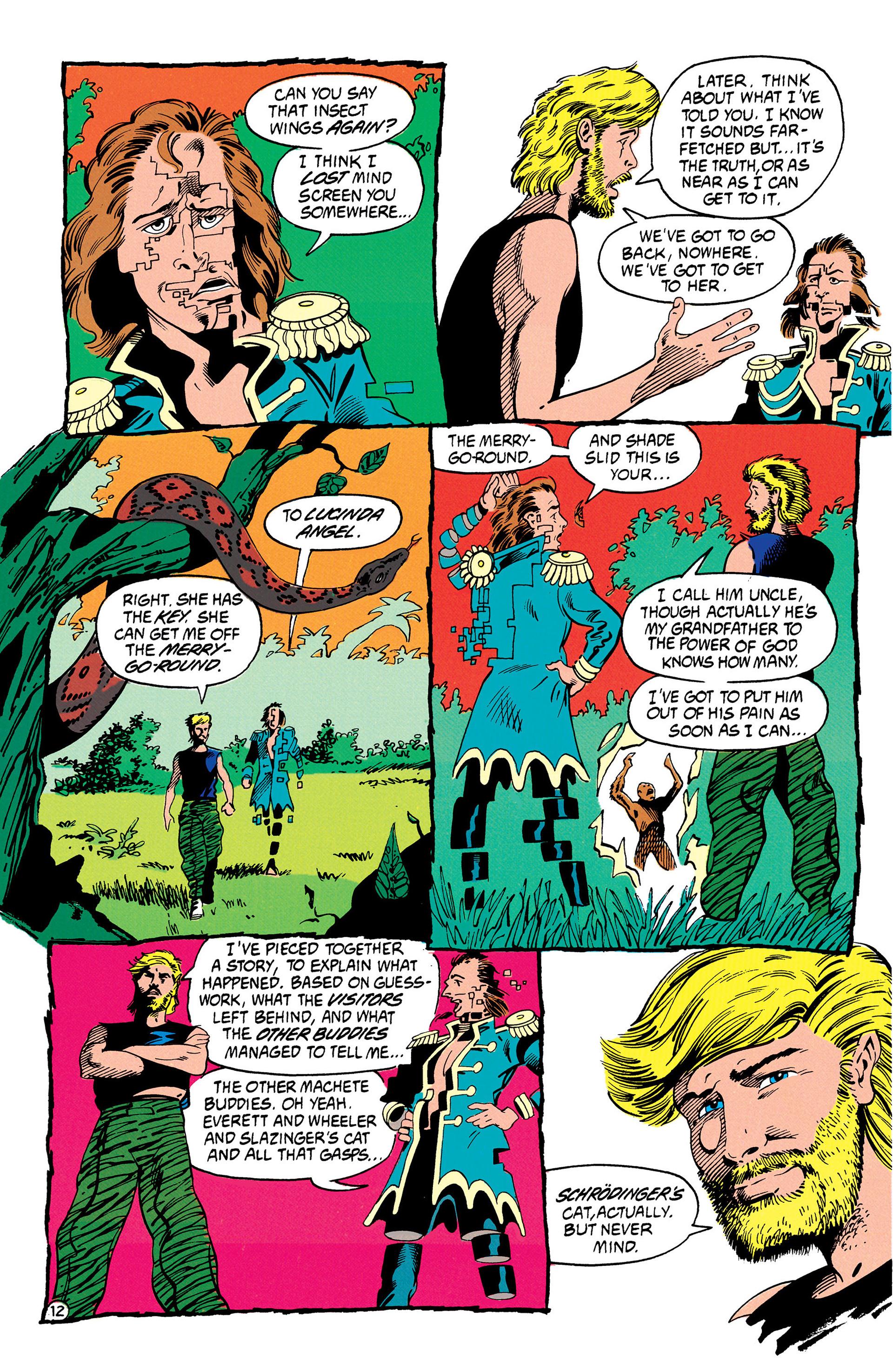 Read online Animal Man (1988) comic -  Issue #31 - 13