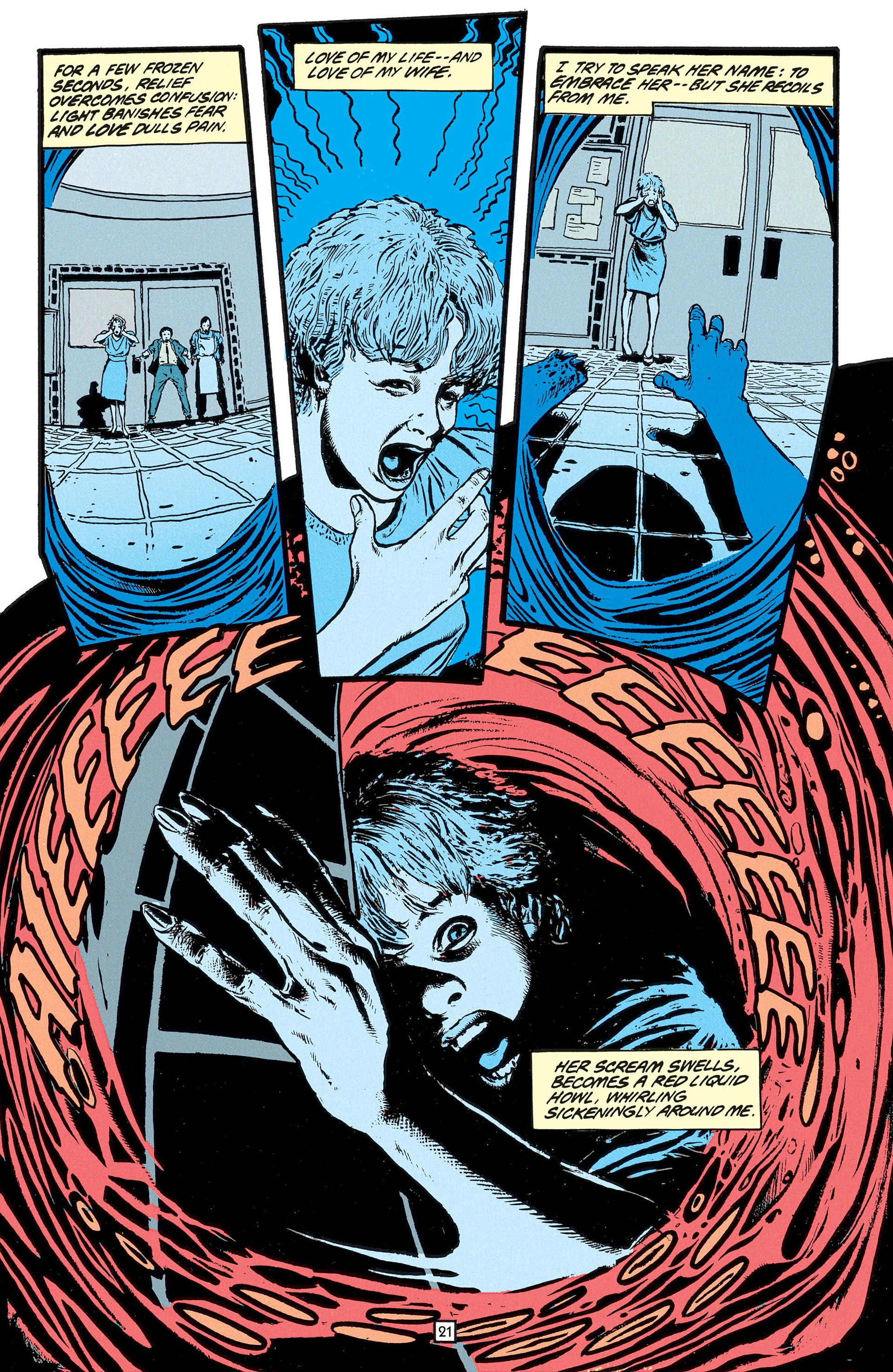Read online Animal Man (1988) comic -  Issue #52 - 21