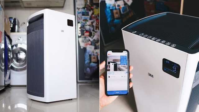 3M 淨呼吸 FA-S500 全效型空氣清淨機開箱:超大 CADR 值、超強濾網科技、WiFi即時偵測守護空氣品質
